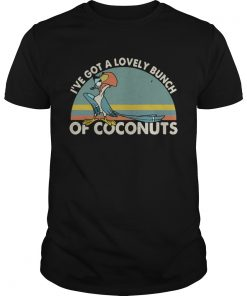 ParrotIve got a lovely bunch of coconuts retro  Unisex