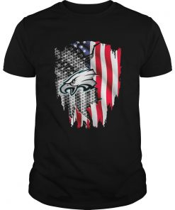 Philadelphia Eagles American flag  Unisex
