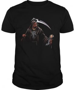 Premium God Of Death Kevin Durant Shirt Unisex
