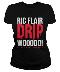 Ric flair drip wooooo Ric Flair offset metro boomin  Classic Ladies