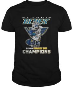 ST Louis Blues 2019 Stanley Cup Champions  Unisex