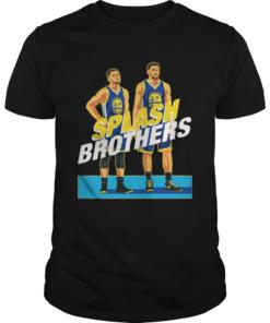 Splash Brothers Stephen Curry Klay Thompson  Unisex