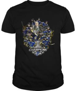 St Louis Blues Stanley Cup Champions  Unisex