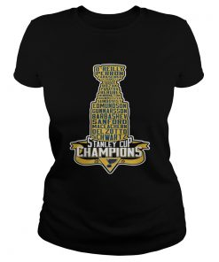 Stanley Cup Champions 2019  Classic Ladies