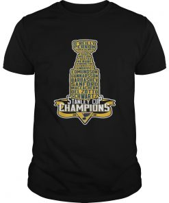 Stanley Cup Champions 2019  Unisex