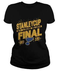 Stanley Cup St Louis Blues Final 2019 Championship  Classic Ladies