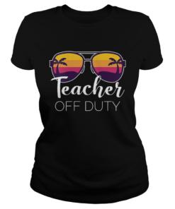 Teacher Off Duty  Classic Ladies