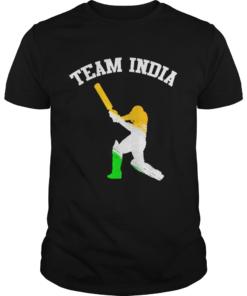 Team India World Cricket Cup  Unisex