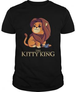 The Kitty King The Lion King  Unisex