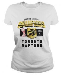Toronto Raptors 2019 Champions  Classic Ladies