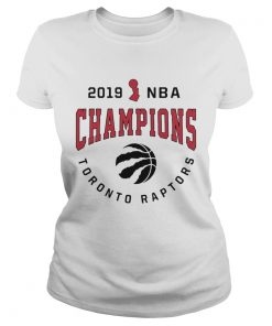 Toronto Raptors 2019 Nba Champions  Classic Ladies