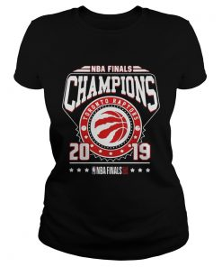 Toronto Raptors NBA finals Champions 2019  Classic Ladies
