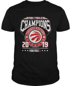 Toronto Raptors NBA finals Champions 2019  Unisex