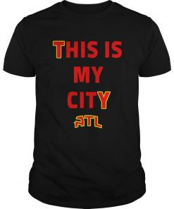 Trae Young This Is My City ATL Shirt Unisex