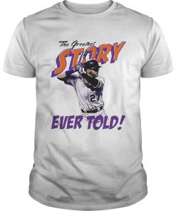 Trevor The greatest story ever told  Unisex