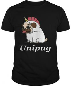 Unipug Unicorn Pug Dog  Unisex