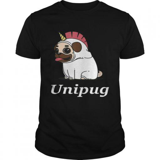 Unipug Unicorn Pug Dog  Unisex