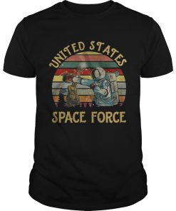 United States space force sunset  Unisex