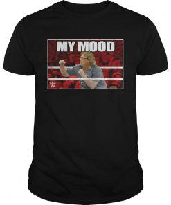 WWE The Miz my mood  Unisex