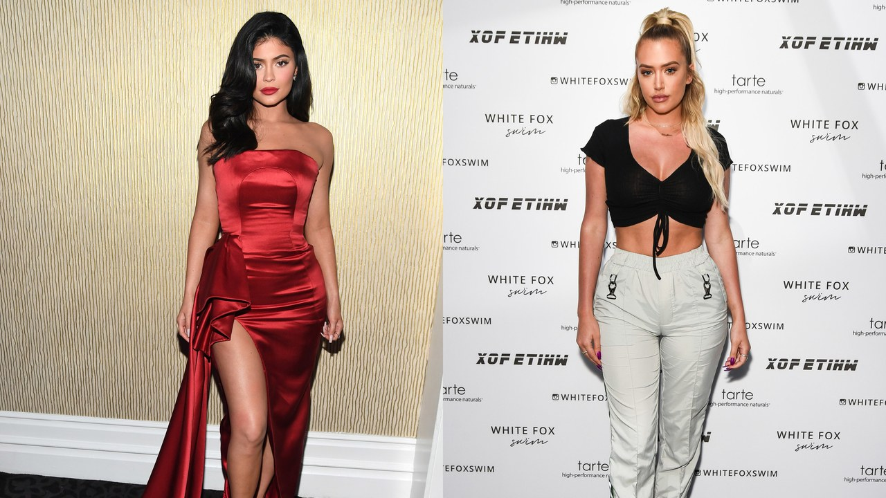 Kylie Jenner Can't Stop Won't Stop Twinning