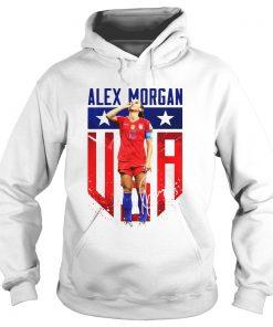 Alex Morgan Orlando Pride  Hoodie