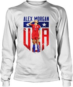 Alex Morgan Orlando Pride  LongSleeve