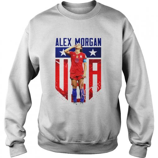 Alex Morgan Orlando Pride  Sweatshirt