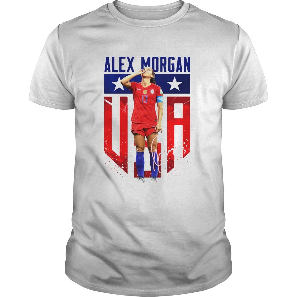 Alex Morgan Orlando Pride Unisex