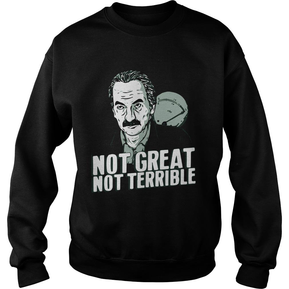 Anatoly Dyatlov 36 roentgen not great not terrible Sweatshirt