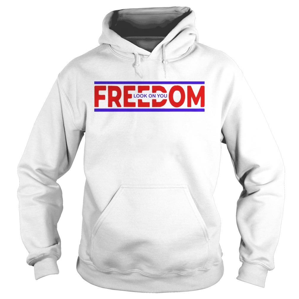 Angela Rye Freedom Shirt Hoodie
