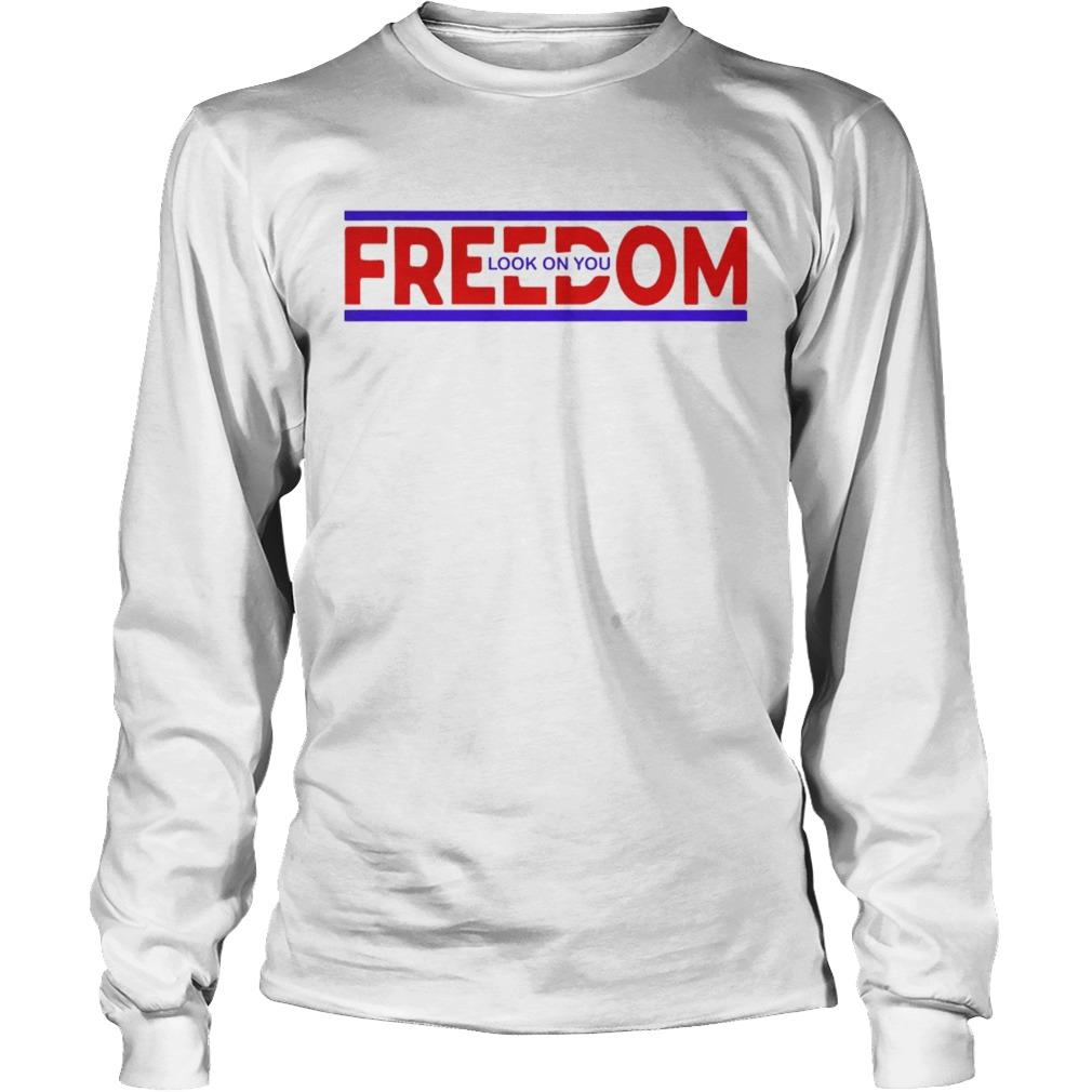 Angela Rye Freedom Shirt LongSleeve