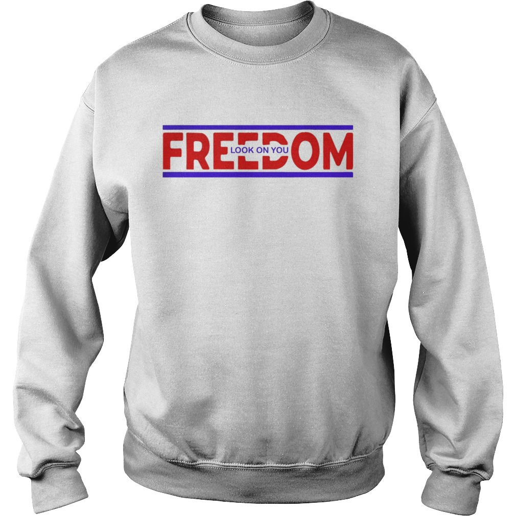 Angela Rye Freedom Shirt Sweatshirt