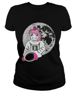 Astronaut UnicornAstronauts  Classic Ladies