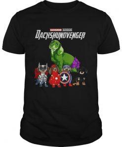Avengers Endgame Dachshund Dachshundvenger  Unisex