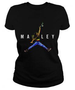 Bob Marley Jump Nyabinghi Air Jordan  Classic Ladies