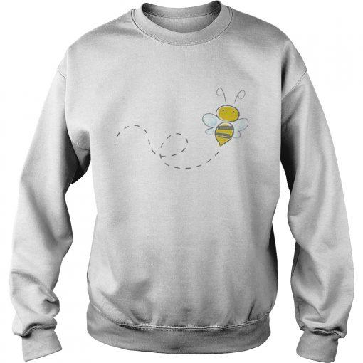 Bumble Bee Save The Bee  Sweatshirt