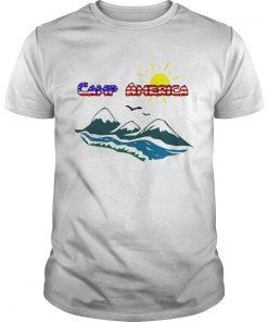 Camp America  Unisex