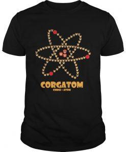 Corgatom Corgi and Atom  Unisex