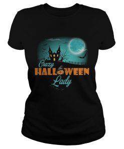 Crazy Halloween lady  Classic Ladies