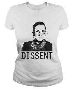Dissent Ruth Bader Ginsburg RBG Feminist Icons  Classic Ladies