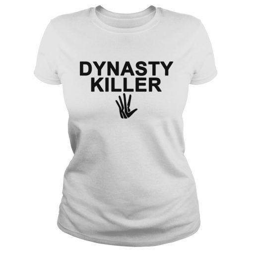 Dynasty Killer Kawhi Leonard Shirt Classic Ladies