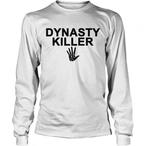 Dynasty Killer Kawhi Leonard Shirt LongSleeve