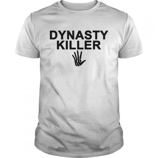 Dynasty Killer Kawhi Leonard Shirt Unisex