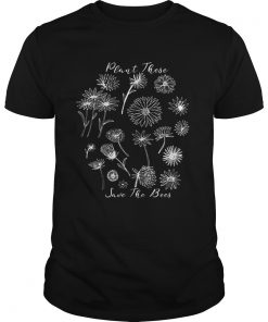 Floral Plant These Help The Bees Natural Beekeeper  Unisex