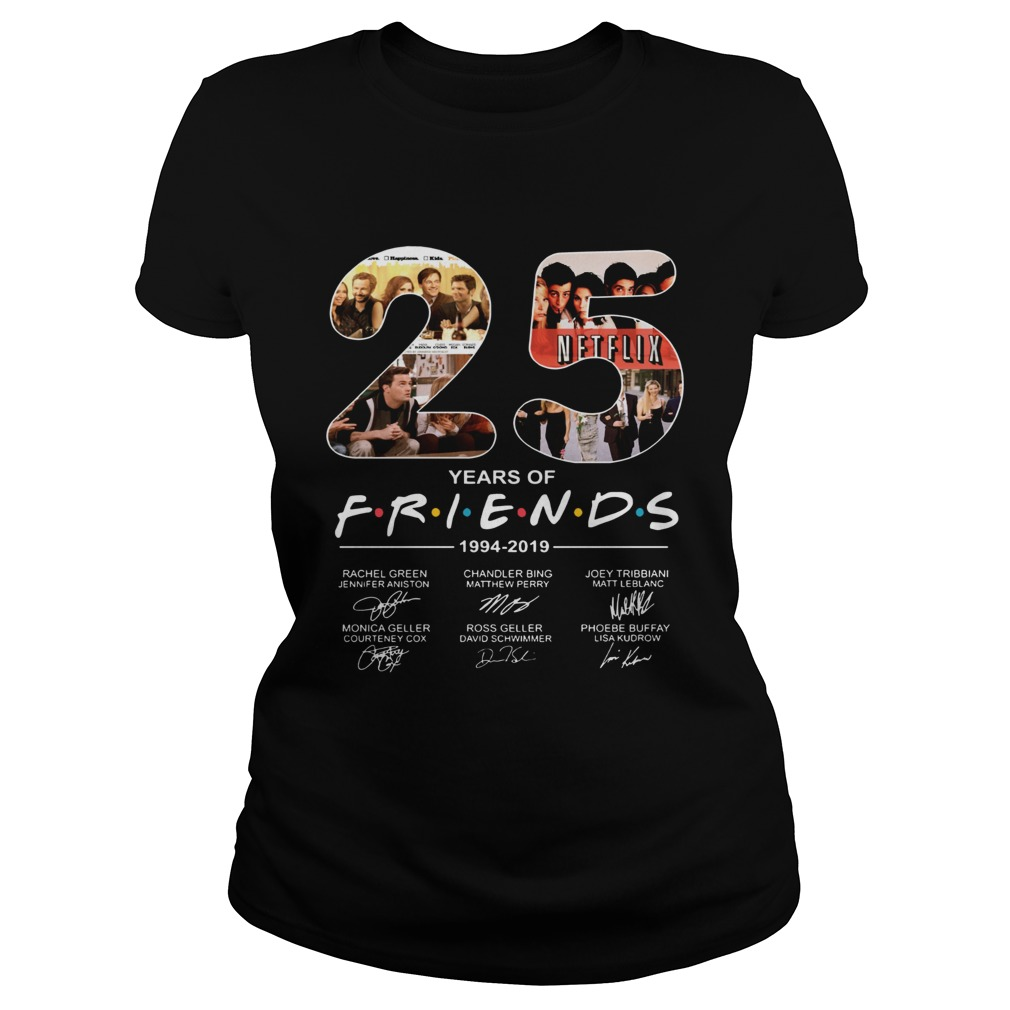 Friends Film 25th Anniversary 19942019 Classic Ladies