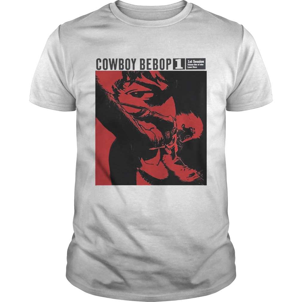 Ghost In The Shell Videsta Cowboy Bepop Shirt Kingteeshop