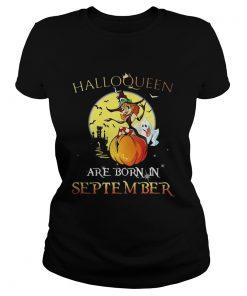 Halloqueen are born in September  Classic Ladies