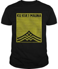 Hawaiis Finest Ku Kiai Mauna  Unisex