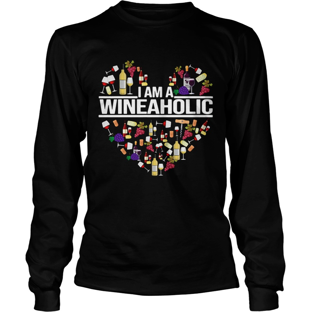 I am a Wineaholic LongSleeve