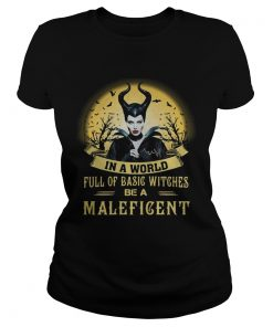 In a world full of basic witches be a Maleficent  Classic Ladies